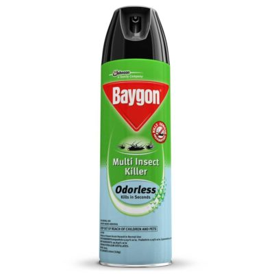 Baygon Multi Insect Killer 328g(500ml)