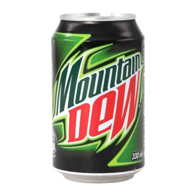 Mountain Dew in Can 330ml