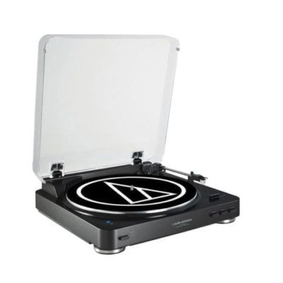 AUDIO TECHNICA AT-LP60-BT STEREO TURNTABLE