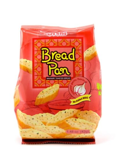 bread pan garlic 42g