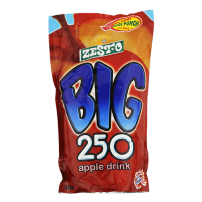 Big 250 Juice Apple 250ml