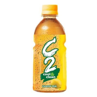 C2 Cool & Clean Greentea Lemon 355ml