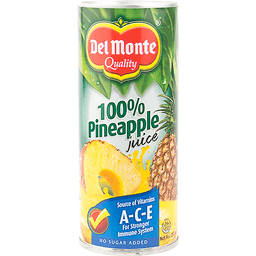 Del Monte Pineapple Juice Drink A-C-E 240ml