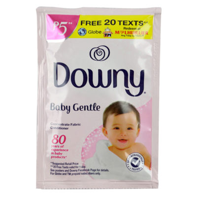 Downy Baby Gentle Concentrated Fabric Conditioner 27ml