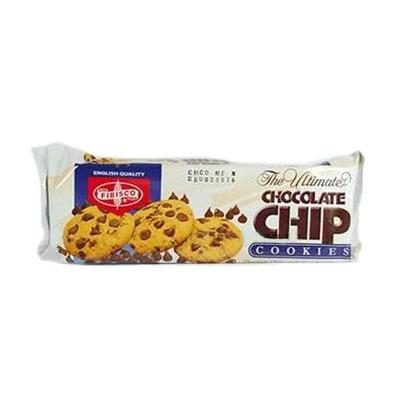 FIBISCO Chocolate Chip Cookies 80g