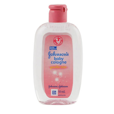 Johnson's Baby Cologne Powder Mist 50ml