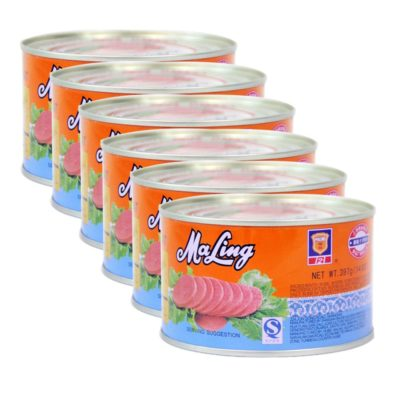 MALING LUNCHEON MEAT B2 3/170G-P