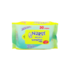 NURSY BABY WIPES UNSCENTED 30'S