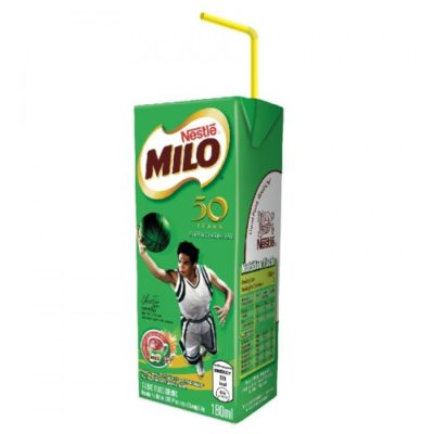 Nestle Milo Milk Drink 110ml