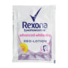 Rexona MOTION SENSE Advanced Whitening Deo-Lotion 3ml