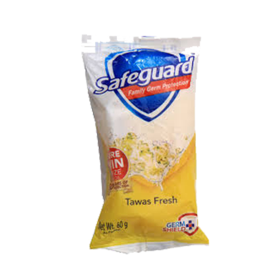 Safeguard Bar Soap Tawas 60g