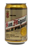 San Miguel Beer Pale Pilsen Can 330 ML