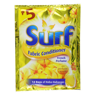 Surf Fabric Conditioner French Perfume 28ml
