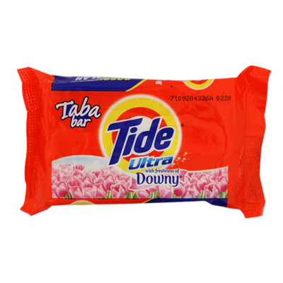 Tide Detergent Bar With Downy 130g