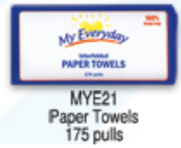 My Everyday Towel INT Paper 175 Pulls