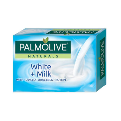 Palmolive Soap White & Milk 55g